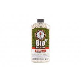 Butelka kulek precyzyjnych BIO 0,20g (5600 kulek w butelce)