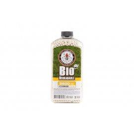 Butelka kulek precyzyjnych BIO 0,25g (5600 kulek w butelce)