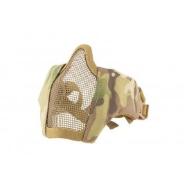 Maska Stalker Evo z montażem do hełmu FAST - MC