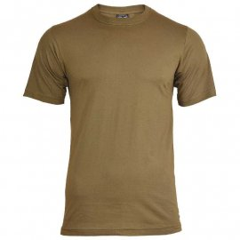 t-shirt Mil-Tec US STYLE coyote