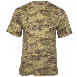 t-shirt Mil-Tec Tarn digital desert