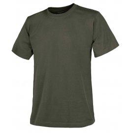 t-shirt Helikon cotton taiga green