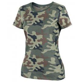 t-shirt Helikon damski wz.93 leśny