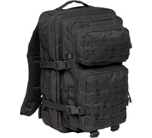 Plecak BRANDIT US Cooper Large Black 40L 8008.2.OS 4051773045305