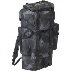 Plecak Turystyczny BRANDIT Combat Night Camo 65L