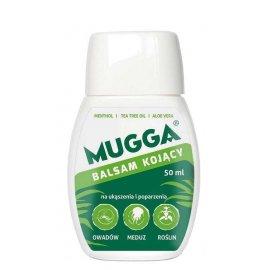 Balsam kojący Mugga na ukąszenia i poparzenia 50ml 167-004