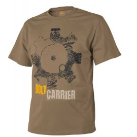 t-shirt Helikon Bolt Carrier coyote