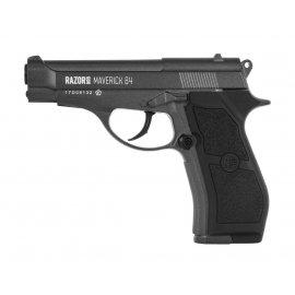 wiatrówka - pistolet RazorGun Maverick 84