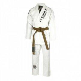 GI BJJ Kimono Pit Bull 2017 - 350 - Białe
