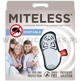 Odstraszacz roztoczy TickLess MITELESS GO - biały