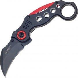nóż Haller Karambit Red Circle