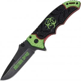 nóż Zombie Dead Folder
