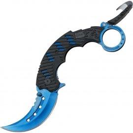 nóż Haller Kieszonkowy Karambit Blue