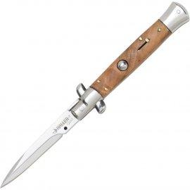 Nóż Sprężynowy Haller Stiletto Olive