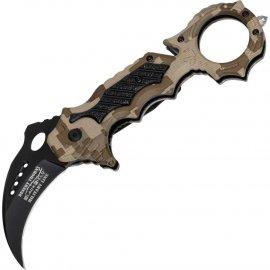 nóż Haller BlackField Desert Thorn