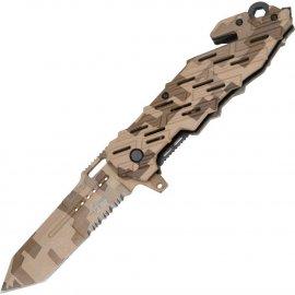 nóż Haller BlackField Military Line TANK