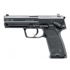 wiatrówka - pistolet HECKLER & KOCH USP Blow Back
