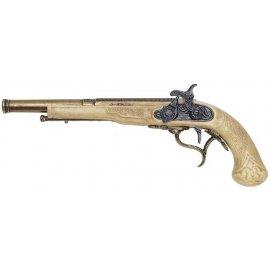 Replika dekoracyjna pistoletu skałkowego Haller Deco Stylish