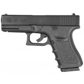 wiatrówka - pistolet Glock 19 CO2