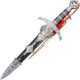 Nóż Haller Robin Hood sztylet z pochwą