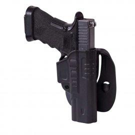 Kabura Helikon z płetwą Fast Draw Glock 17
