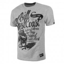 Koszulka Pit Bull Doggy - Szara