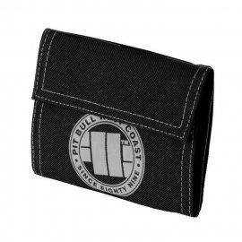Portfel Pit Bull Logo - Black/Grey