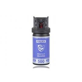 Gaz pieprzowy Police Perfect Guard 500 - 50 ml. żel