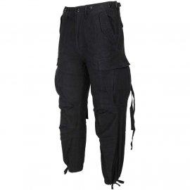 Spodnie Długie Męskie BRANDIT M65 Vintage - Czarne