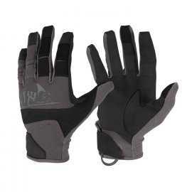 rękawiczki taktyczne Helikon Range Tactical Black/Shadow Grey