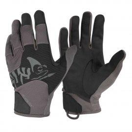 rękawiczki taktyczne Helikon All Round Tactical Light Black/Shadow Grey