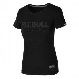 Koszulka damska Pit Bull Seascape - Czarna