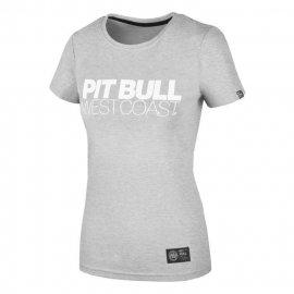 Koszulka damska Pit Bull Seascape - Szara