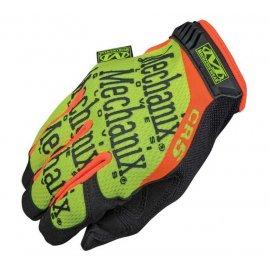 Rękawice Mechanix Wear M-Pact CR5 Hi-Viz Yellow