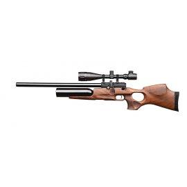 wiatrówka - karabinek Kral Arms Puncher Jumbo PCP 4,5mm drewno