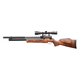 wiatrówka - karabinek Kral Arms Puncher Maxi W Silent PCP drewno 4,5mm