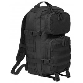 Plecak BRANDIT US Cooper Patch Medium 25L Black