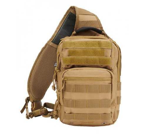 Plecak BRANDIT US Cooper EveryDayCarry Sling 8L Camel 8036.70.OS 4051773082508