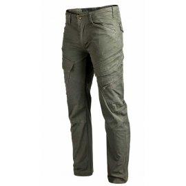Spodnie BRANDIT Adven Slim Fit Trousers Oliv