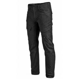 Spodnie BRANDIT Adven Slim Fit Trousers Black