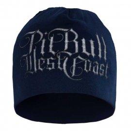 Czapka Pit Bull Skull Dog - Granatowa