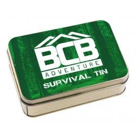 Zestaw survivalowy BCB Adventure Tin