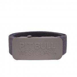 Pasek parciany Pit Bull TNT - Szary