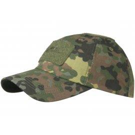 czapka Helikon Baseball Cotton Ripstop flecktarn