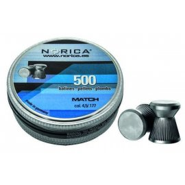 Śrut Norica Match 4,5mm 500 szt.