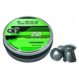 Śrut Norica Hammer 5,5mm 250 szt.