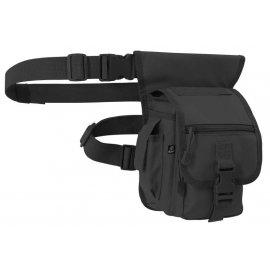 Torba BRANDIT Side Kick Bag Black 5,3 L