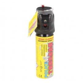 Gaz pieprzowy ESP TORNADO 63 ml z latarką