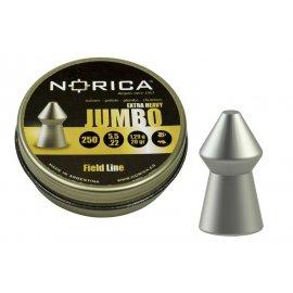 Śrut Norica Jumbo Extra Heavy 4,5mm 250 szt.