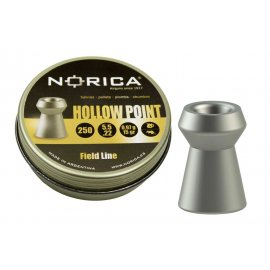 Śrut Norica Hollow Point 5,5mm 250 szt.
